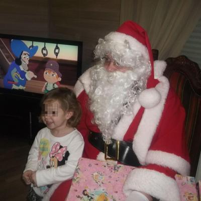 Père Noël 2014